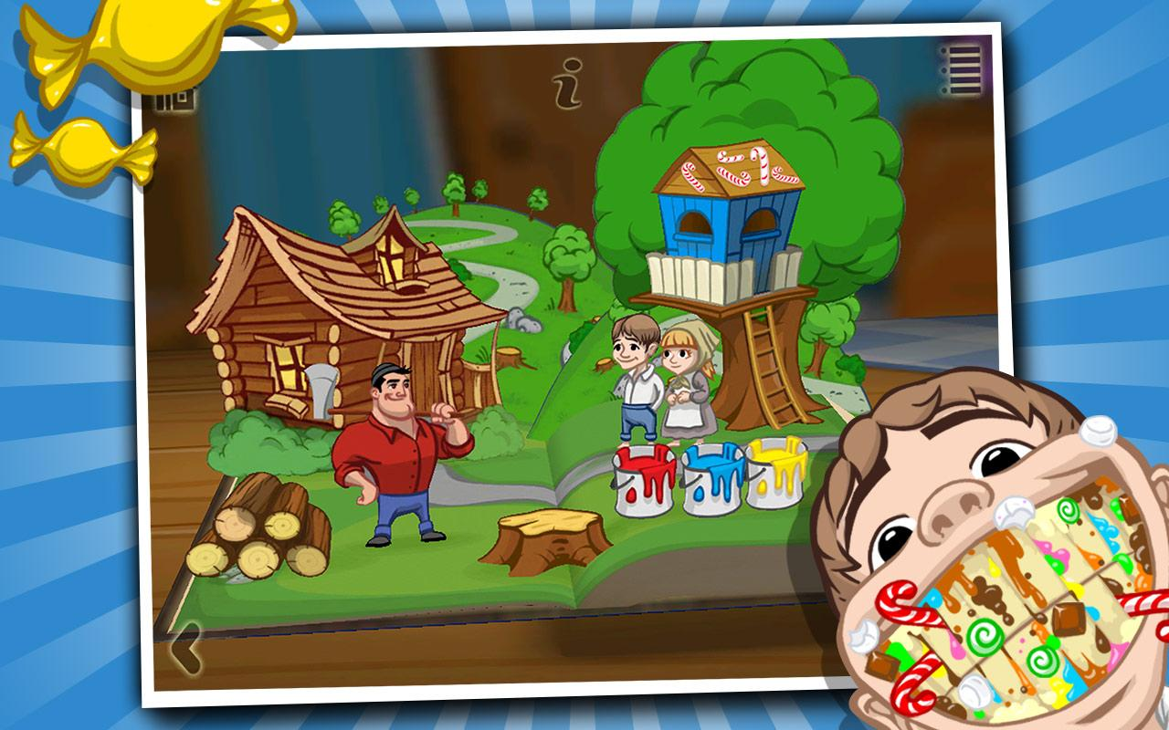 Grimm's Hansel and Gretel- screenshot