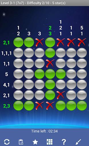 Nono Puzzle Picross Nonogram