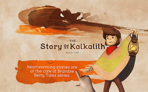Bramble Berry Tales: Kalkalilh- screenshot thumbnail