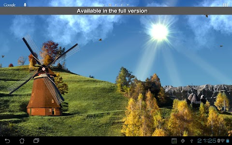 True Weather LWP Free screenshot 5