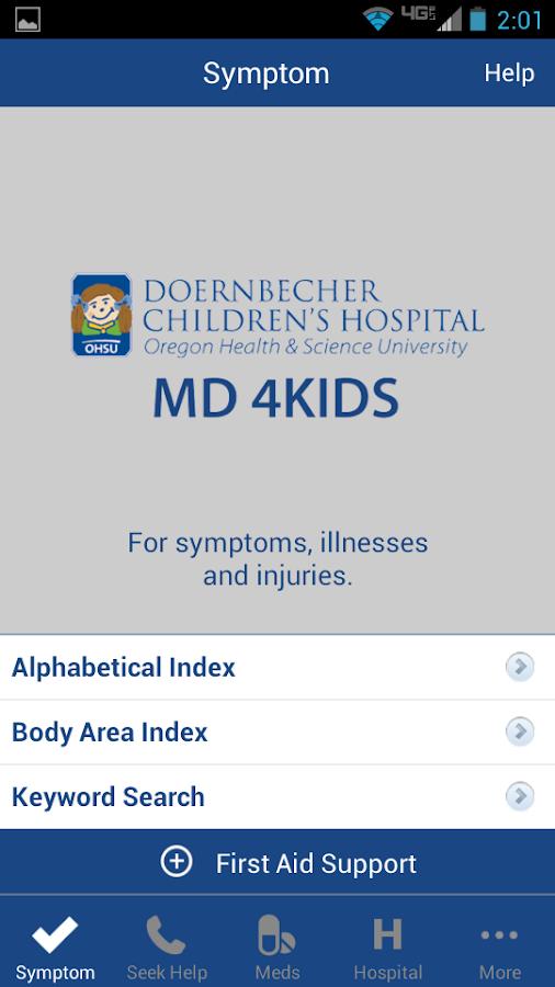 MD 4KIDS - screenshot