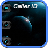 Rocket Caller ID Space Theme