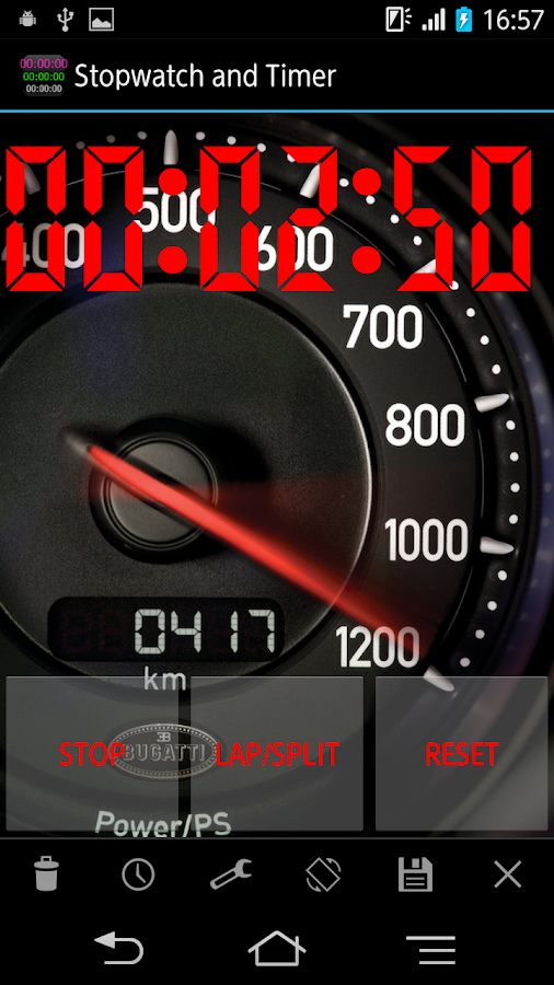 Stopwatch & Timer- screenshot