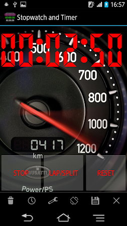 Stopwatch & Timer 1.5.2 screenshot 277881