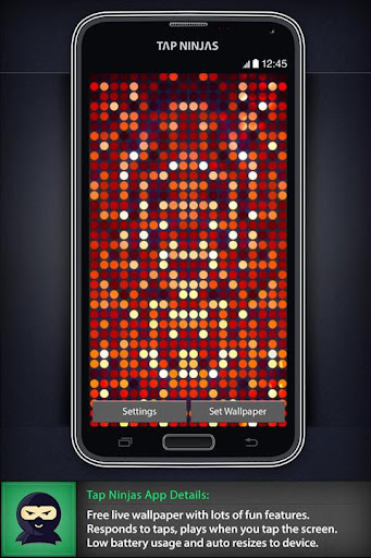 Moving Dots LWP