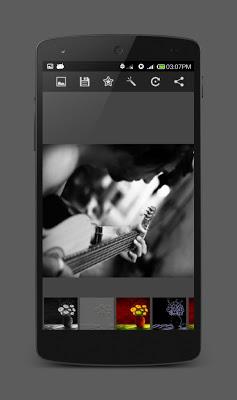 Photo Blend Effects - screenshot