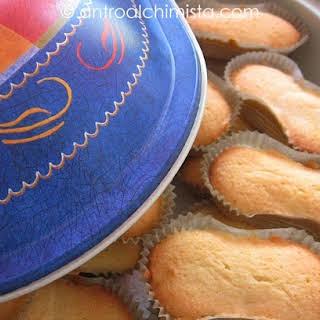 Neapolitan Cylindrical Cookies.