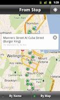 Screenshot of Go Wellington