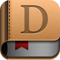 Dictionary + English Thesaurus icon