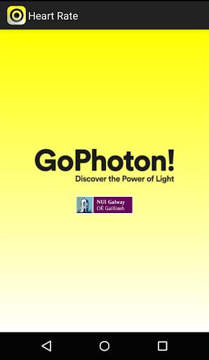 GoPhoton Heart Rate