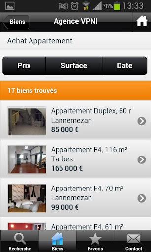 玩免費工具APP|下載Agence Immobilière VPNI app不用錢|硬是要APP