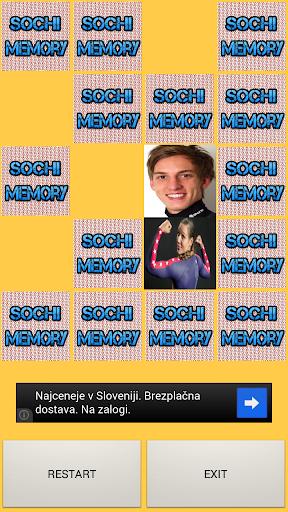 Sochi Memory