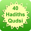 40 Hadiths Qudsi English mobile app icon