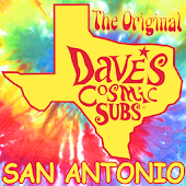 Dave's Cosmic Subs San Antonio