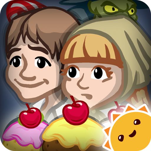 Grimm's Hansel and Gretel LOGO-APP點子