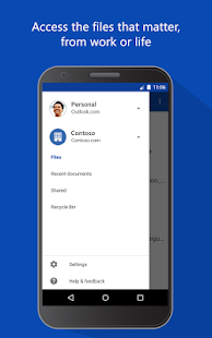 OneDrive – cloud storage - screenshot thumbnail