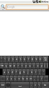 My Tablet Keyboard - screenshot thumbnail