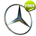 3D MERCEDES-BENZ Logo LWP icon