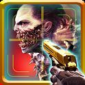 City Zombie sniper 3D icon