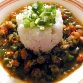 Crawfish Etouffee Like Maw-Maw Used to Make.