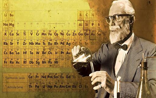 Chemistry HD Live wallpaper