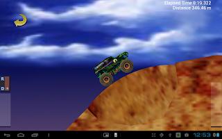 Screenshot of Go-go truck