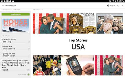 PressReader (preinstalled) Screenshot 10