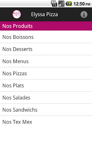 Elyssa pizza