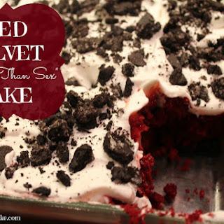Red Velvet Better than Sex Cake.