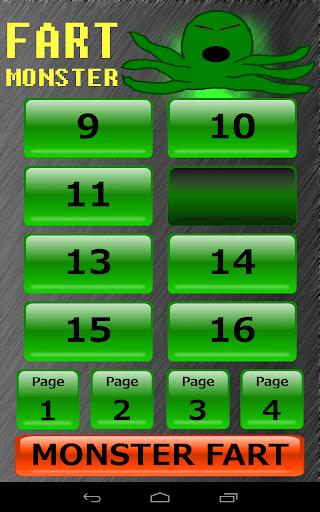 無料娱乐AppのFartMonster おならモンスターおならサウンドボード|記事Game
