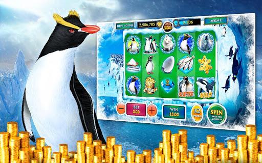 Lucky Penguin Free Vegas Slots