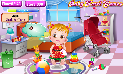 Baby Hazel Dental Care- screenshot thumbnail