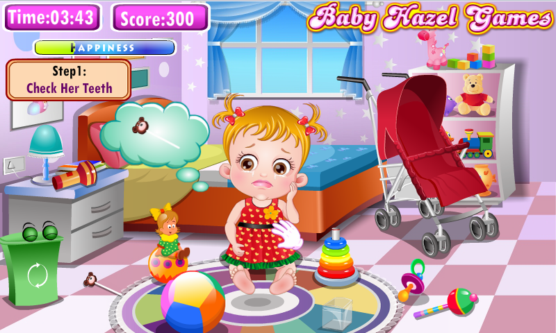 Baby Hazel Dental Care- screenshot