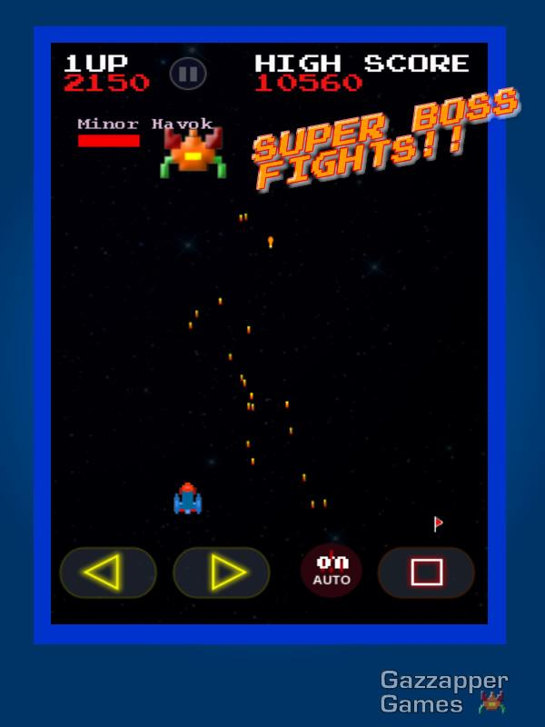 Galaxy Storm: Galaxia Invader- screenshot