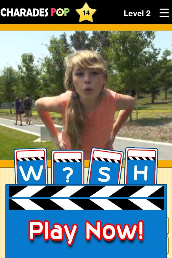 Charades Pop™ - Play Now! - screenshot