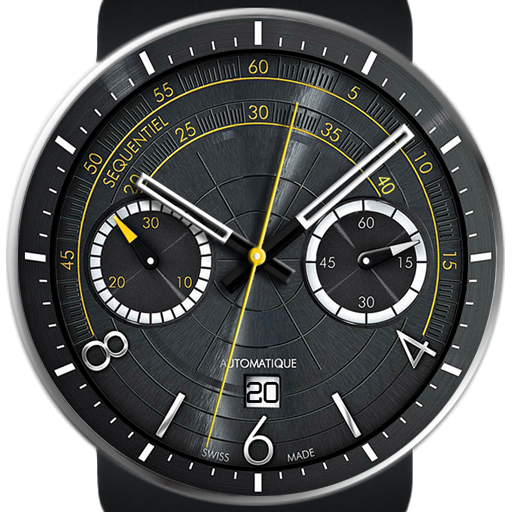 Flying 360-Watch Face Moto 360