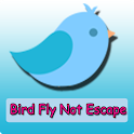 Bird Fly Not Escape (เกมนกบิน) icon