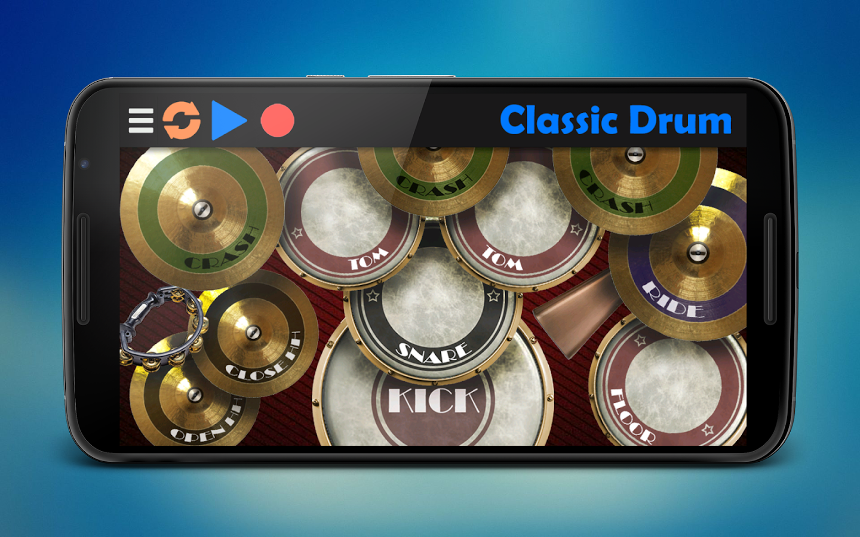 Classic Drum- screenshot