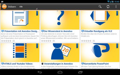 【免費教育App】Avendoo®-APP點子