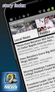 KCRG Mobile - screenshot thumbnail