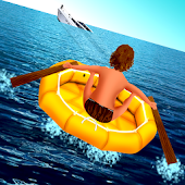 Lost Sea Life Raft Fighting