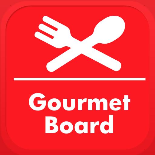 グルメボード 生活 App LOGO-APP試玩