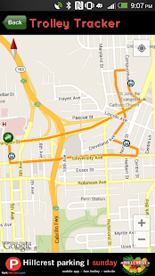 ParkHillcrest: Uptown Parking screenshot