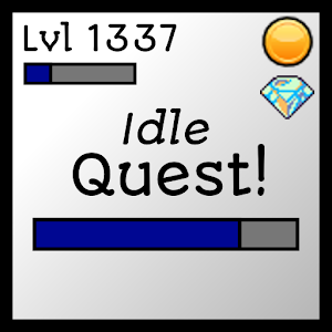Idle Quest for PC and MAC