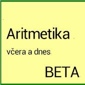 Aritmetika včera a dnes BETA