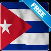 Cuba flag Free live wallpaper