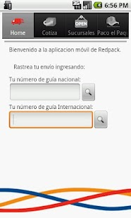 Redpack Movil Android - screenshot thumbnail