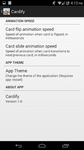 【免費教育App】Cardify Flashcards-APP點子