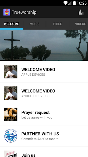 True Worship App