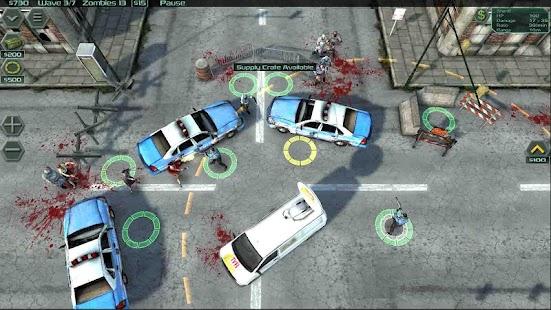 Zombie Defense Screenshot 26